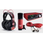 Focusrite Scalett Solo Studio USB-интерфейс